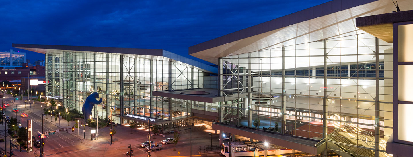 convention center image
