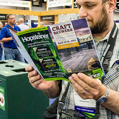 Craft Brewers Conference Quick Glimpse